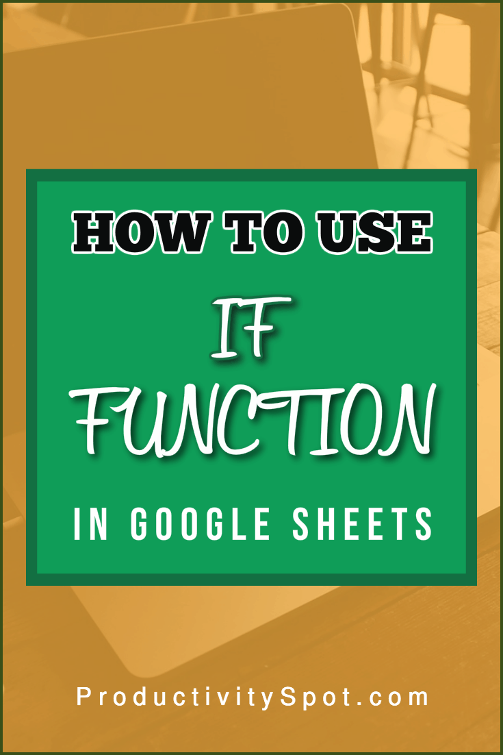 if-function-google-sheets