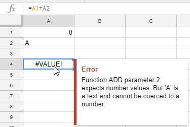 Using IFERROR Function in Google Sheets (with Examples)