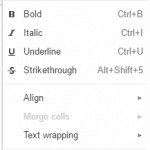Google Sheets Tips and Tricks - Highlight alternate rows