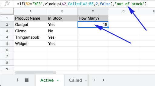 Conditional IF statement