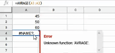 Name error because of misspelled function name