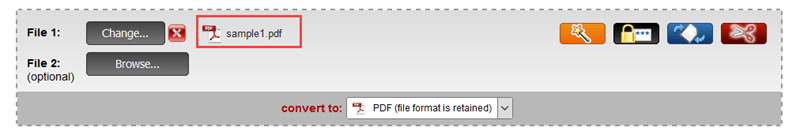 File gets imported