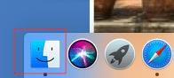 macOS Finder window